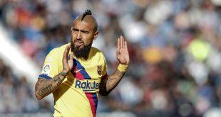 Arturo Vidal verklagt den FC Barcelona
