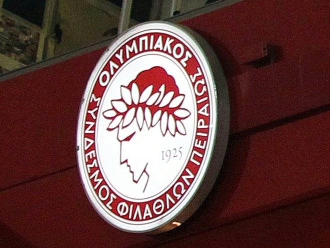 Olympiakos Piräus zu zwei Geisterspielen verurteilt