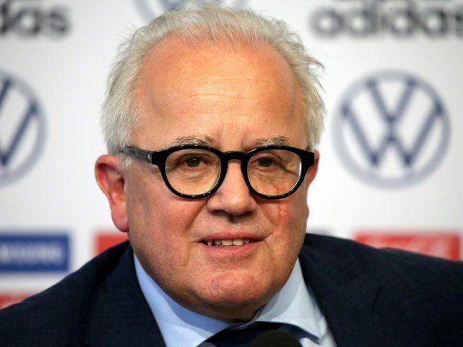 DFB-Präsident Keller freut sich auf die EM im Sommer