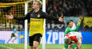 Julian Brandt schießt den BVB zum Sieg