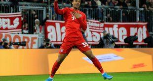 Zirkzee leitete mit seinem Tor den Münchener Sieg ein
