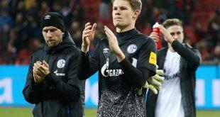 Schalke-Keeper Alexander Nübel gesteht Fehler ein
