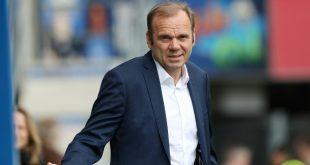 Hoffmann und der HSV wollen zurück in die Bundesliga