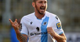 Traf beim 4:1 Sieg in Braunschweig doppelt: Mölders