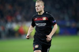 Joel Pohjanpalo verstärkt den Hamburger SV