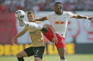 Dejan Joveljic (l.) wird an den RSC Anderlecht verliehen