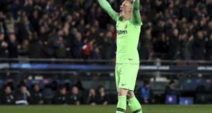 Marc-Andre ter Stegen und Barcelona stehen im Pokal-Viertelfinale