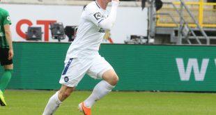Marvin Pourie spielt zukünftig für Braunschweig