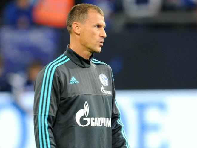 Von 1999 bis 2006 spielte Ebbe Sand für Schalke 04