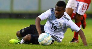 Moukoko könnte schon bald in der Bundesliga spielen