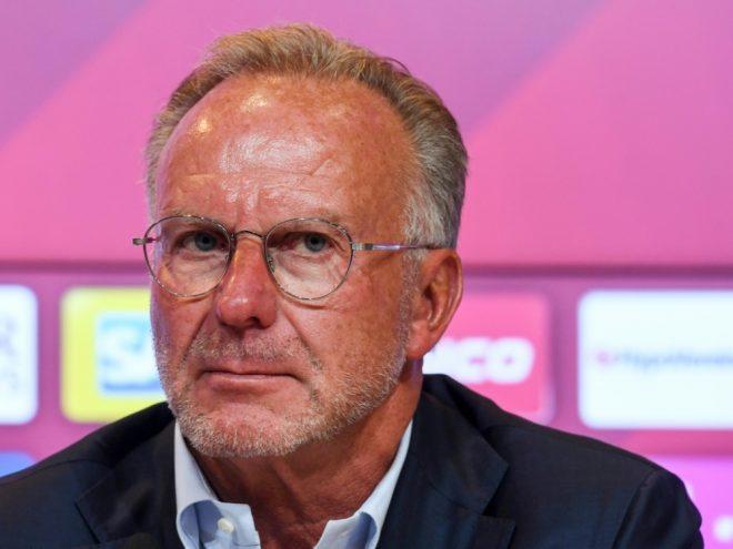 Vorstandschef des FC Bayern: Karl-Heinz Rummenigge