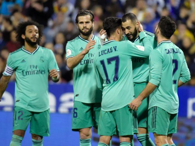 Copa del Rey: Souveräner Erfolg für Real Madrid