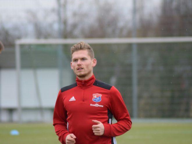 Felix Müller kommt aus Sandhausen nach  Unterhaching