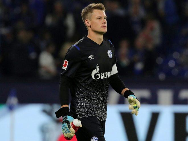 Nübel spielt in der nächsten Saison für die Bayern