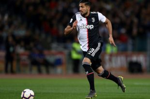 Emre Can spielt seit 2018 bei Juventus Turin