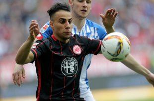 Änis Ben-Hatira lief auch für Eintracht Frankfurt auf