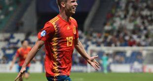 Der Spanier Dani Olmo wechselt zu RB Leipzig