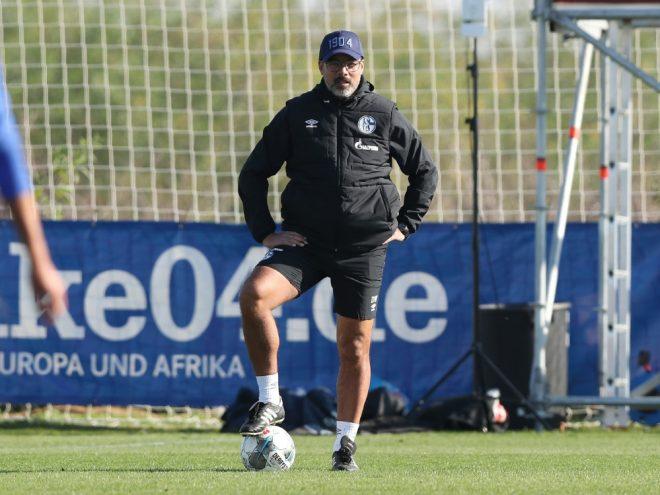 David Wagner fährt mit Schalke im Sommer nach Mittersill