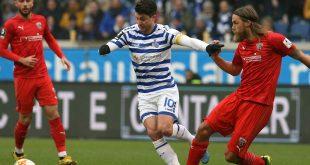 Duisburg und Ingolstadt trennen sich mit 1:1