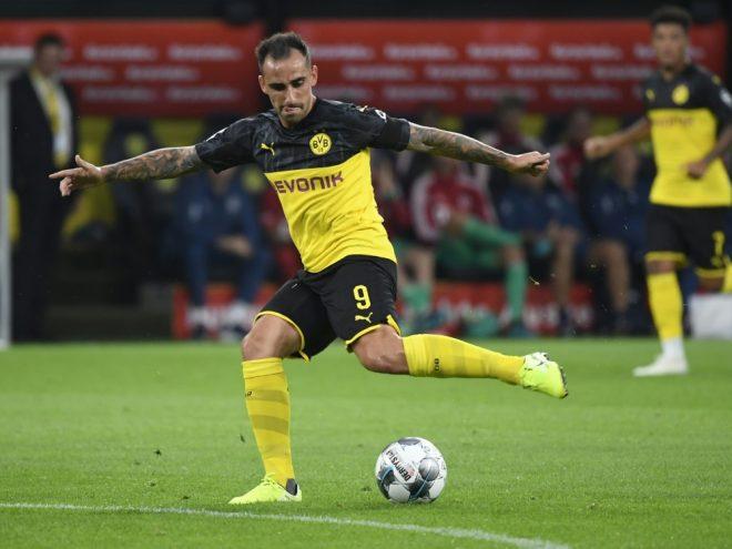 Scheint zurück zu Valencia zu wechseln: Paco Alcacer