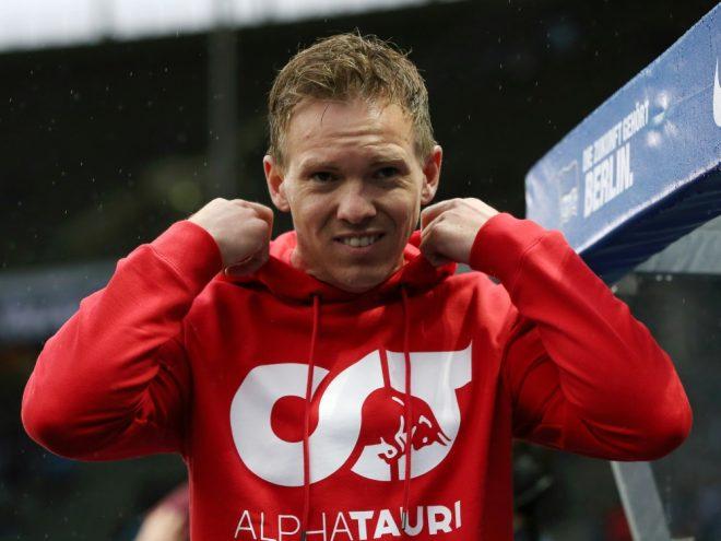 Nagelsmann will mit Leipzig weiter unter die ersten Vier