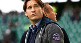 Sportlicher Leiter von Hannover 96: Gerhard Zuber