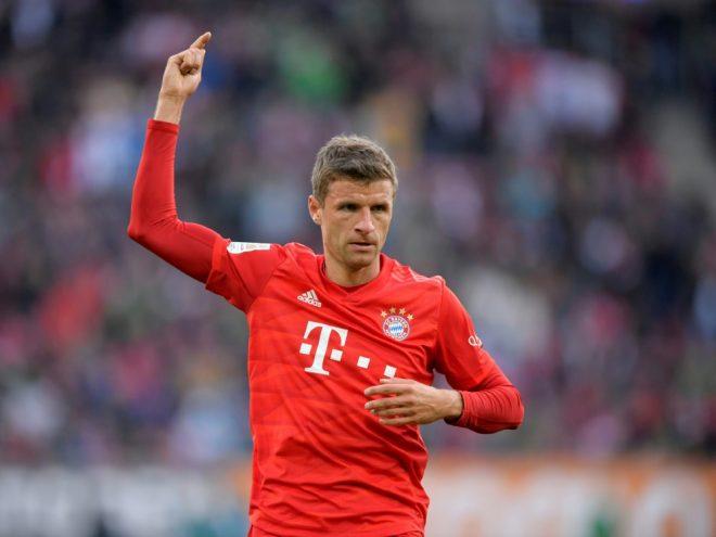 Müller könnte ein Teil des deutschen Olympia-Teams sein