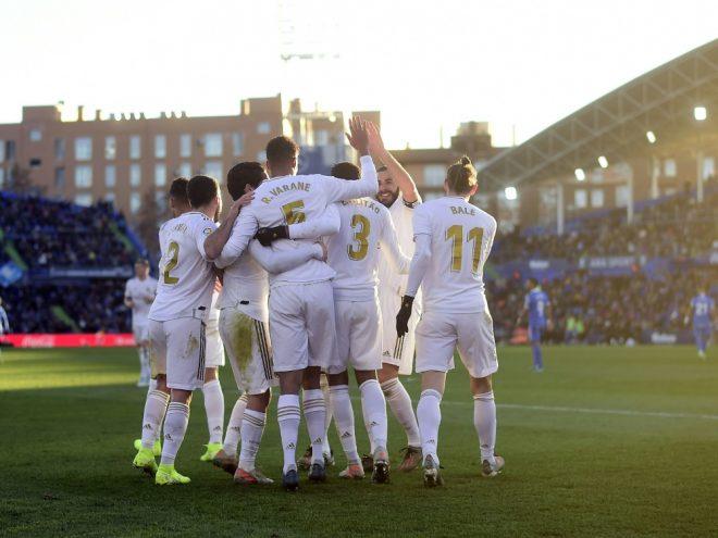 Real Madrid setzt sich beim FC Getafe mit 3:0 durch