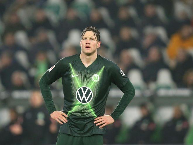 Wout Weghorst wartet seit fünf Spielen auf einen Treffer