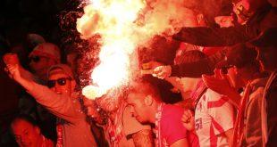 Kölner Fans hatten gegen Mainz Pyro gezündet