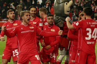 Union feiert 2:0-Heimsieg gegen Augsburg
