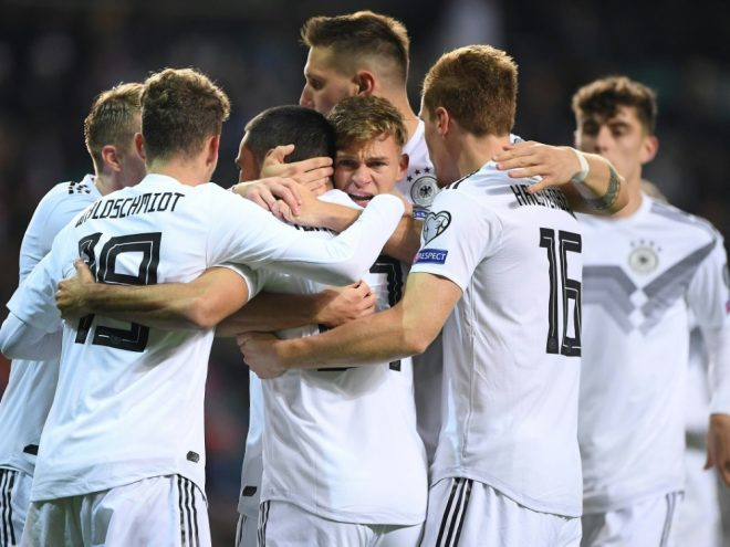 RTL überträgt alle Testspiele des DFB-Teams vor der EM