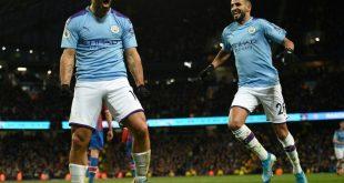 Agüero trifft doppelt - City lässt Punkte liegen