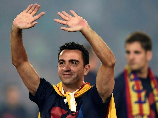 Medien: Barca soll Kontakt mit Xavi aufgenommen haben