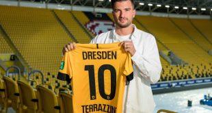 Kommt bis zum Sommer nach Dresden: Marco Terrazzino
