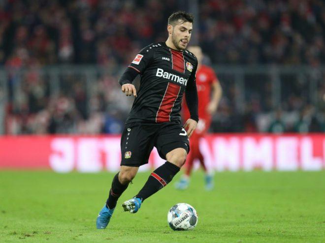 Kevin Volland spielt seit 2016 bei Leverkusen