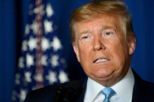 Hatte den Drohnenangriff angeordnet: Donald Trump