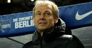 Klinsmann ist seit Ende November Trainer bei der Hertha