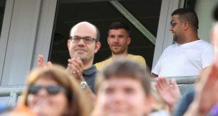 Köln bestätigt gemeinsame Zukunft mit Podolski