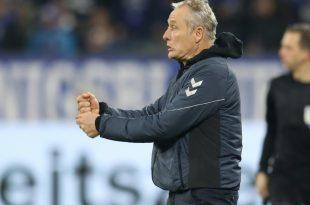 Verstärkung für Christian Streich und den SC Freiburg