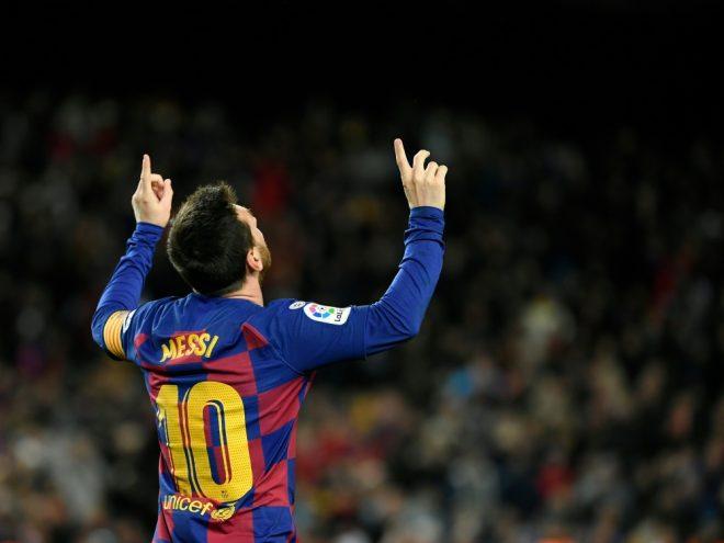 Knapper Sieg: Lionel Messi macht das entscheidende 1:0