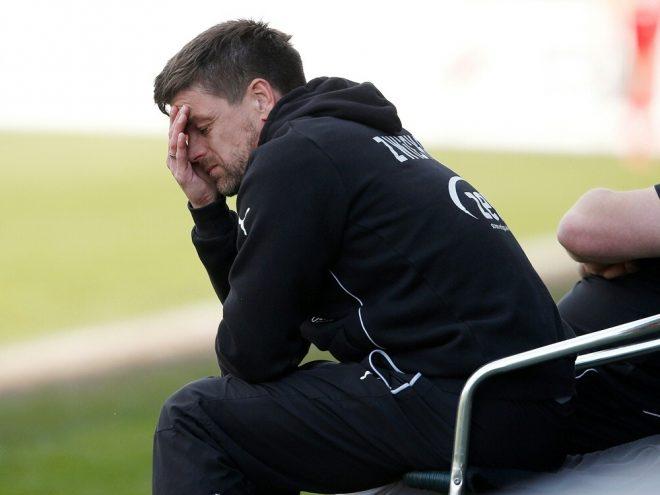 3. Liga: Pleite für Halle und Trainer Torsten Ziegner