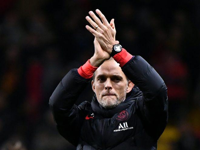 Tuchel und PSG stehen im Halbfinale des Ligapokals
