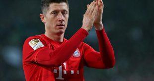 Robert Lewandowski will gegen Hertha wieder auflaufen