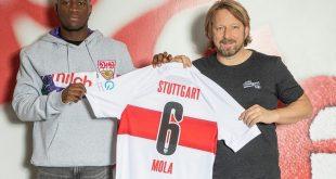 Clinton Mola erhält in Stuttgart einen Vertrag bis 2024