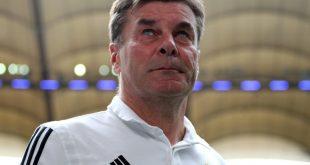 Dieter Hecking will schnell raus aus Liga 2