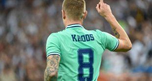 Schießt Real ins Endspiel der Supercopa: Toni Kroos