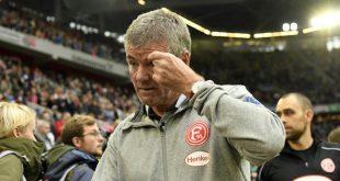 Laut Medienberichten entlassen: Friedhelm Funkel