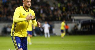 John Guidetti ist seit 2012 Nationalspieler Schwedens