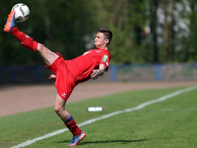Darko Churlinov geht zum VfB Stuttgart